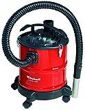 Einhell Aschesauger TC-AV 1250 (1250 W, Behältervolumen 20 L, Aluminium Saugrohr, Metallverstärkter Saugschlauch)