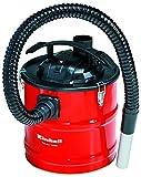 Einhell Aschesauger TC-AV 1200 (1200 W, metallverstärkter Saugschlauch, Aluminium-Saugrohr, Filterkartusche, Schnellverschlüsse, Tragegriff)