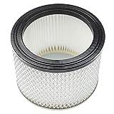 vhbw Faltenfilter kompatibel mit Rowi RAS 800/18/1 Inox Nass- und Trockensauger - Filter, Patronenfilter