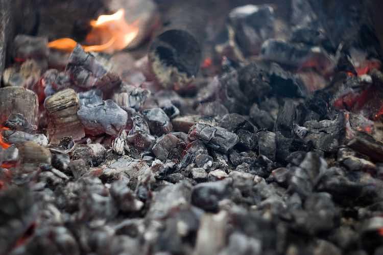 Ruß entsteht durch Kohle